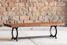 Dining Benches / Dining benches at their very finest!