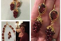 """""""The Grape Collection"""" by LadyDetalle on Etsy / """"The Grape Collection"""" by LadyDetalle on Etsy"""