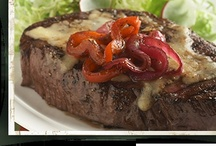 Main Courses / Whether it's steak or vegetarian, these main courses are  sure to please.