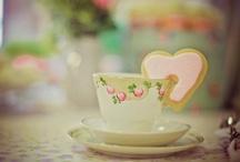 Il tè con le amiche ~  Tea with friends / Un momento intimo, divertente e rilassante
