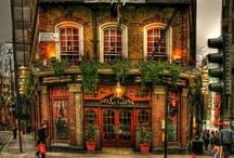 Old shop ~ Tea Room ~ Bistrot ~ Tavern
