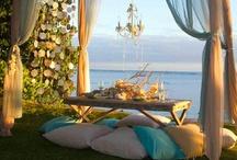 Romantici sapori tetê a tetê  ~ Table for two
