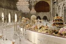 Buffet ~ Dessert Table & Food Corner
