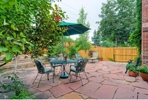 Bountiful Backyards / Beautiful Backyards located primarily in the sunny state of Colorado! We put in the effort to  make them look beautiful and spend plenty of time reaping the rewards enjoying our backyards!