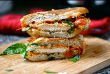 Grilled Cheese Month!