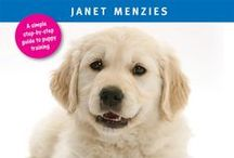 Dog Training Books / A portfolio of our range of titles featuring man's best friend.