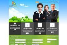 Website design and development works / Website design and development works