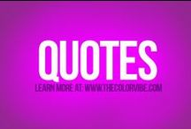Color Vibe Quotes