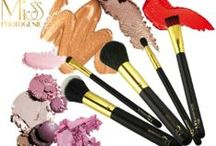 Miss Photogenic Beauty Brushes / Our glamours Beauty Brush and Accessories collection