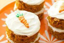 Easter Treats / Sweet Easter baking ideas!