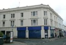 Commercial Property To Let & For Sale / A selection of Commercial properties To Let and For Sale in the South West of England