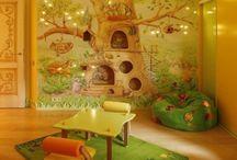 Nursery & kids bedroom