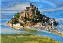 Francia...pero que linda eres / Paisajes de Francia.