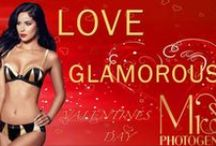 Valentines Day Campaigns / Miss Photogenic Valentines Campaigns - Love, Romance with added glamour and luxury!