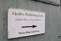 Quiller Publishing Ltd / Photos from the goings on at Quiller HQ