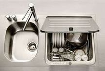 Compact Dishwashers / When you hate doing the dishes and a standard size dishwasher just won't fit in your kitchen, here are some alternatives.