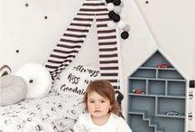Детская в скандинавском стиле / Scandinavian nursery decor / Идеи оформления детской комнаты в скандинавском стиле - мебель, свет, текстиль и, конечно, детский декор.