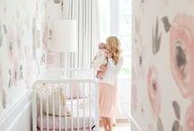 Детская комната / Nursery / Фото детских комнат. Лучшие идеи для создания красивого и уютного пространства для малыша с первых дней его жизни!