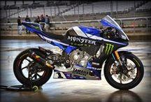 Yamaha Racing Machines