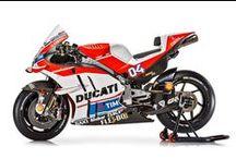 Ducati Racing Machines