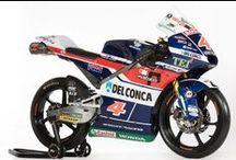 Honda Racing Machines