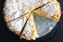 Baking & patisserie / Inspirerende zoete recepten en mooie foto's.