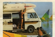 """Sven Hedin (Westfalia) / Camper of my childhood. My brother and I were used to call it """"Ercolino"""". Just the brochures."""