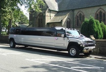 18 Seater Silver Hummerzine Limo Hire / The ultimate hummer experience! A special hummer in more ways than one, the Silver Hummerzine boasts extra headroom, luxury seating, disco lighting, laser lights, outside neon, strobe lighting and multiple LCD screens.