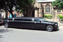Black Chrysler Limo Hire / Want to hire the best limo in town? Then book the beautiful Black Chrysler This eight seater limousine is suitable for parties of up to eight passengers. The Black Baby Bentley, as it is otherwise known, is perfect for any occasion. This limo makes a statement - and heads will turn as you cruise by.