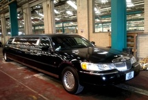 Black Lincoln Town Car Limo Hire / This classic luxury limo is fantastic for everything from nights out to weddings. The perfect choice for the independent traveller, the Black Lincoln Town Car Limo has a beautiful leather interior, neon lighting and lavish open bar.