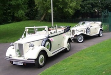 Regent Convertible Wedding Car