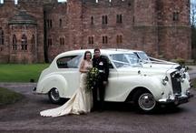 1960s Van Dam Plas Princess Wedding Car