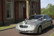 Mercedes S500 Wedding Car Hire
