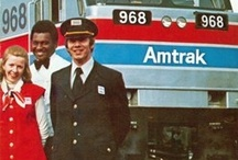 Amtrak History / Your future is with Amtrak - explore your career opportunities at http://www.amtrak.com/jobs #AmtrakJobs / by Amtrak Careers and Job Opportunities