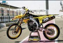 Suzuki Racing Machines