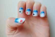 Inspiration: nail art / Inspiration for nail art. For my own nail art creations you can take a look at my other board*
