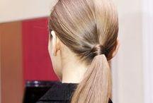 Inspiration: hair styles