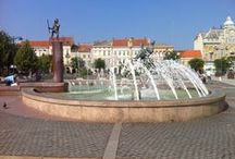 Savaria - Szombathely - Steinamanger / Hungary's oldest city founded, called the Queen of the West