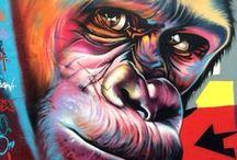 Street art / I love it its my fav kind of art (I don't do it tho)