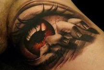 Tattoo / So real looking / by Hannah Raunio