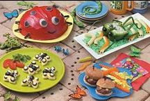 Bug themed party