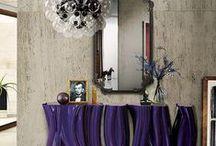 MOR DEKORASYON &    Purple  dekor