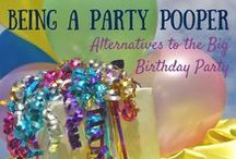 Birthday Parties / Birthday parties for kids.  First birthday parties, decor and theme ideas, cake ideas and how to plan.