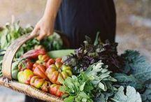 retstaurant kitchen garden