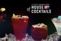 HoC / HouseOfCocktails - an original CAFENOAR drinks series :)