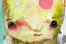 Le Immagini / Dipinti, sculture, fotografie: respirare dentro. #fotografia #arte #pittura #scultura
