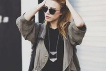 Women's Street Style / all about women's fashion, street style, oufit and collection