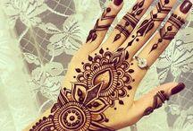 HENNA / Henna Designs