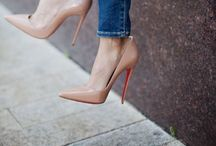 """SHOES / """"Give a girl the right shoes, and she can conquer the world."""" - Marilyn Monroe"""