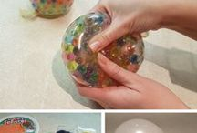 Sensory Play for Kids / Sensory play ideas for kids of all ages